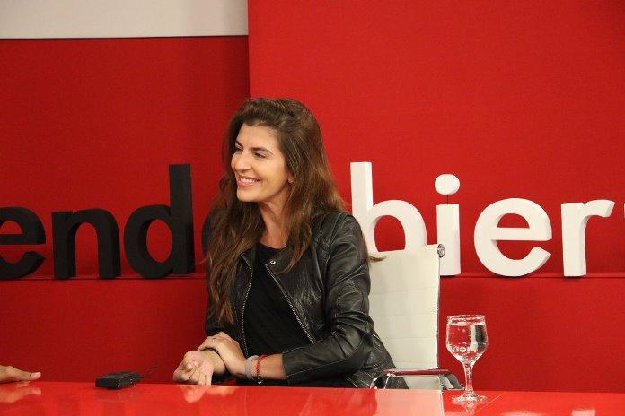 Bettina Romero fue muy crítica con Martín Grande