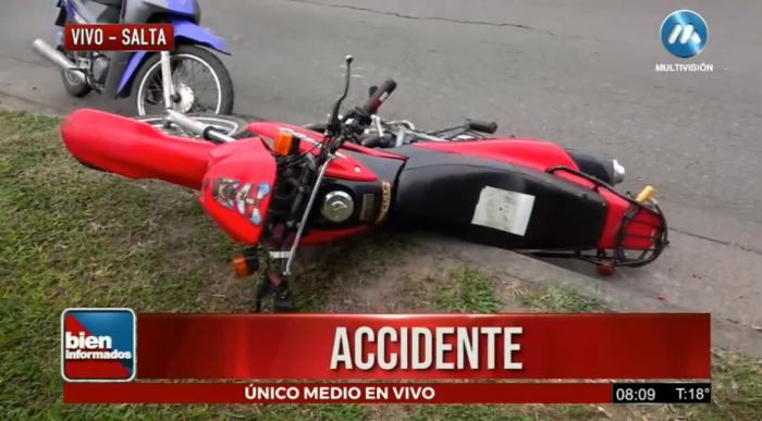 accidente bolivia salta