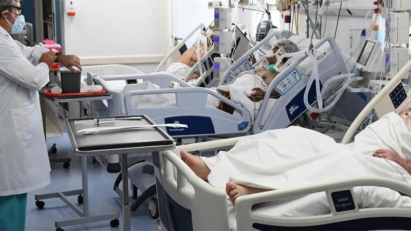 uti camas terapia internacion internados covid coronavirus