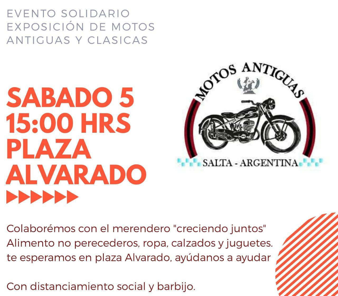 exposición de moto solidaria2