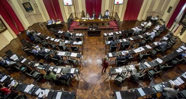 Anses y vacunación, los principales temas para la primera sesión del Senado