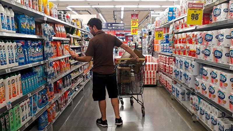 En lo que va de enero los alimentos ya subieron más de 2%