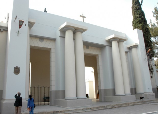 puesta en valor de cementerios