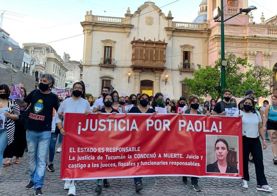 justicia por paola