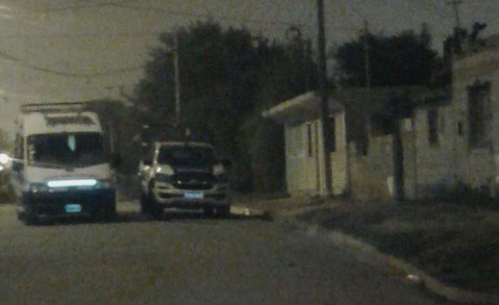 asesinato barrio 26 de marzo