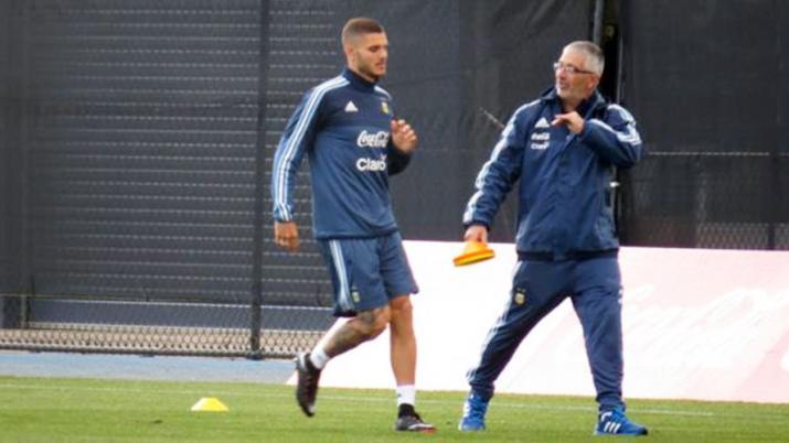 Jorge Sampaoli presentado oficialmente como nuevo entrenador de Argentina