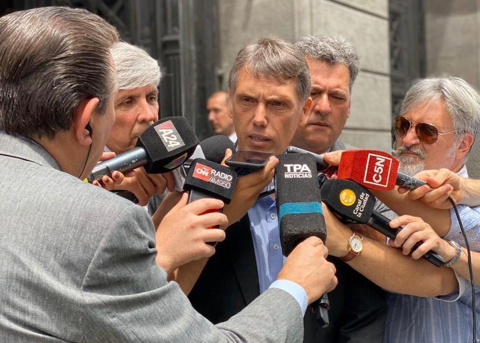 """Kosiner criticó el balance de Macri: """"En lo económico, escuchamos un alegato negador de la realidad"""""""