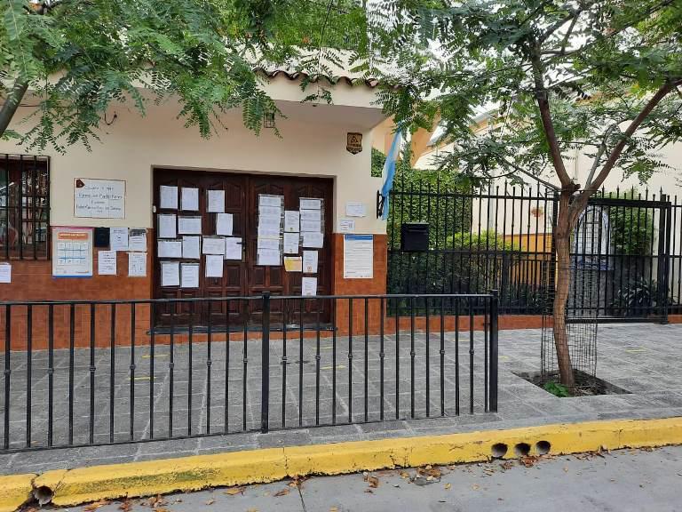 Escuela Martín Fierro 2
