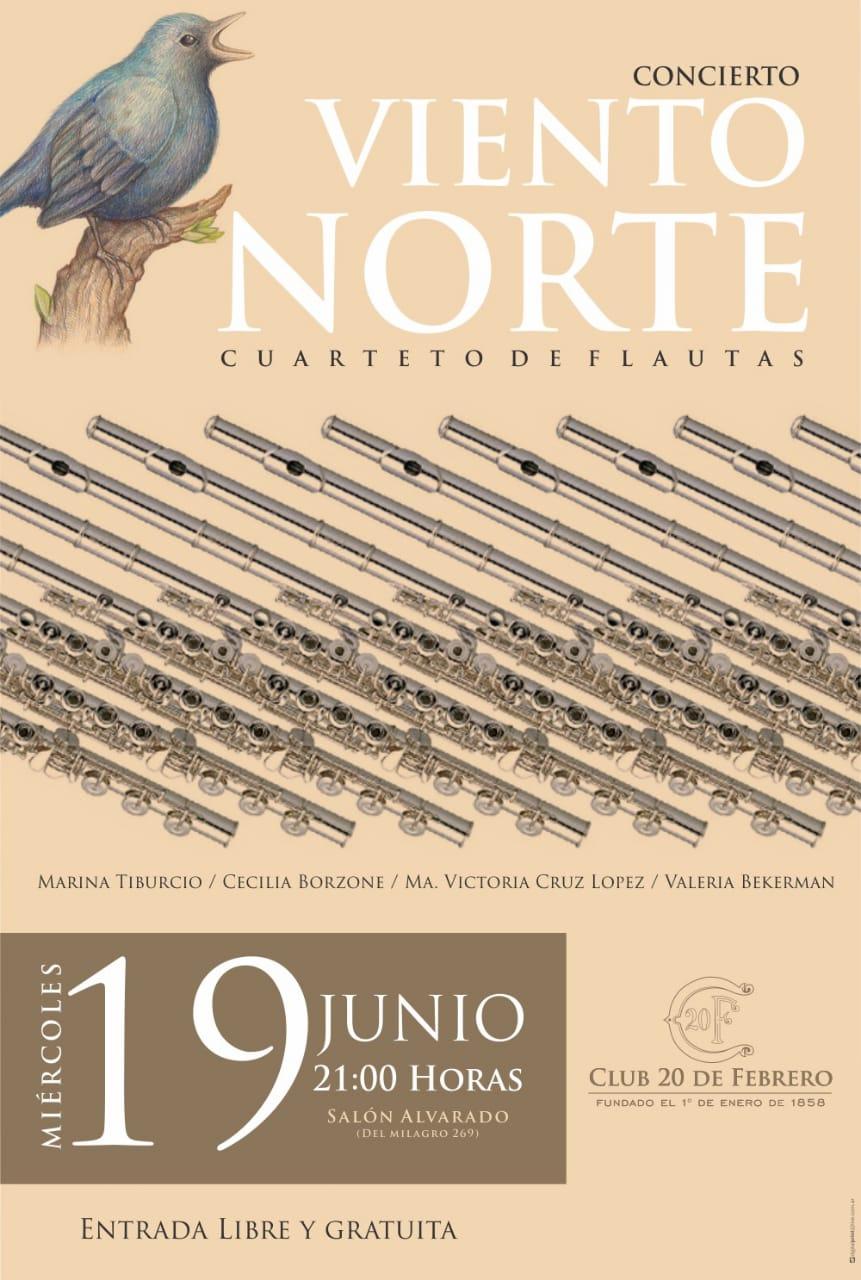 cuarteto flautas