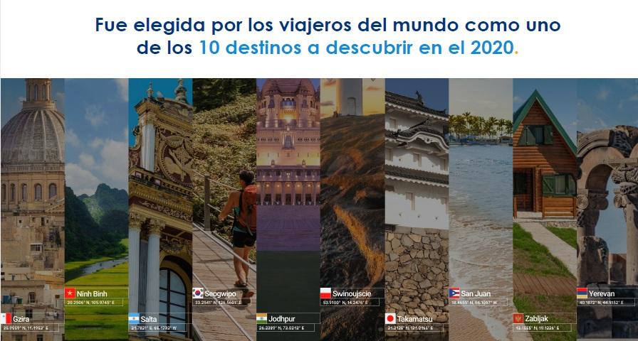 Turismo: Salta, entre los 5 destinos más reservados del país en el último año