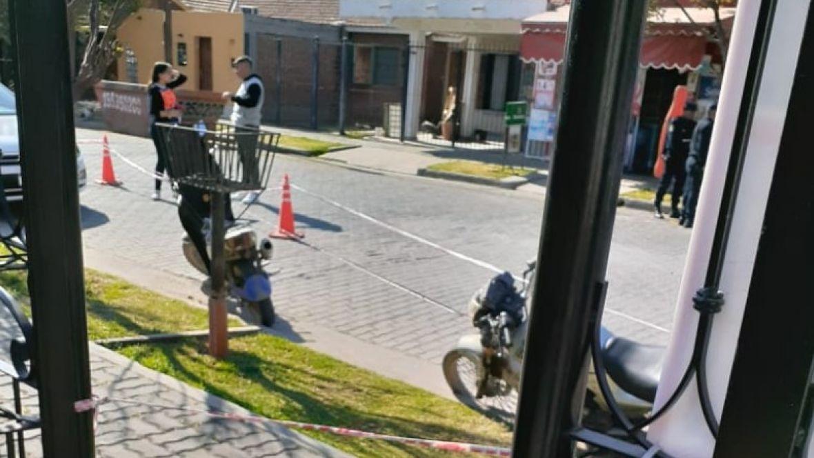 Robo en San Carlos 1