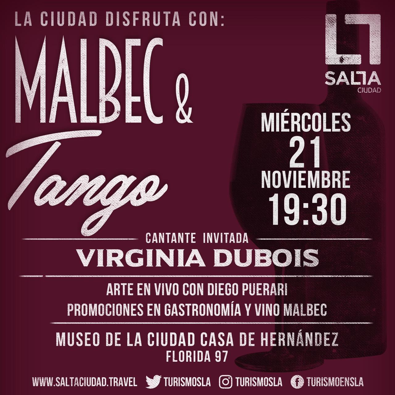 ciudad y tango