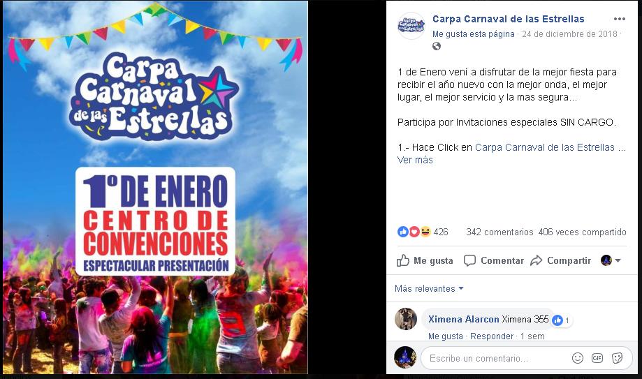 carnaval estrellas ok