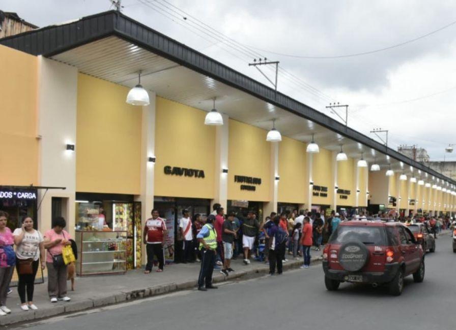 Mercado San Miguel obras