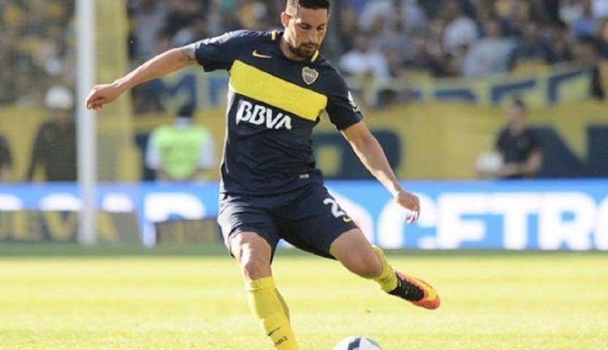 Insaurralde se lesionó y Boca lo perderá por el resto del campeonato