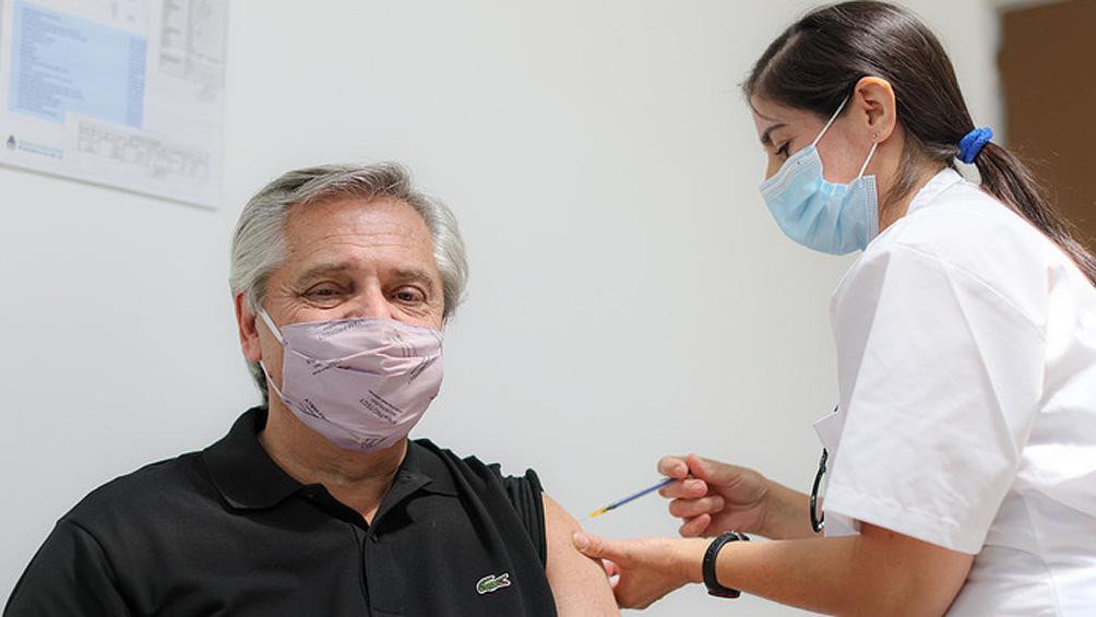 alberto vacunas