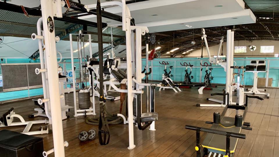 Full Center Gym