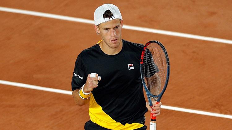 Schwartzman venció a Kecmanovic y pasó a la segunda ronda de Roland Garros