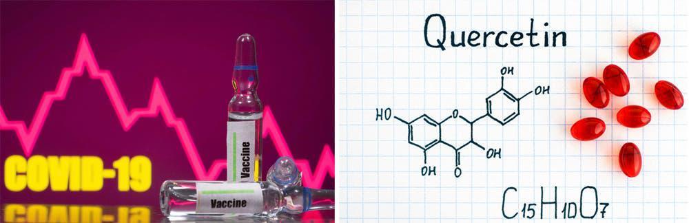 Qué es la quercetina, la molécula presente en varios alimentos y que podría inhibir al Covid-19