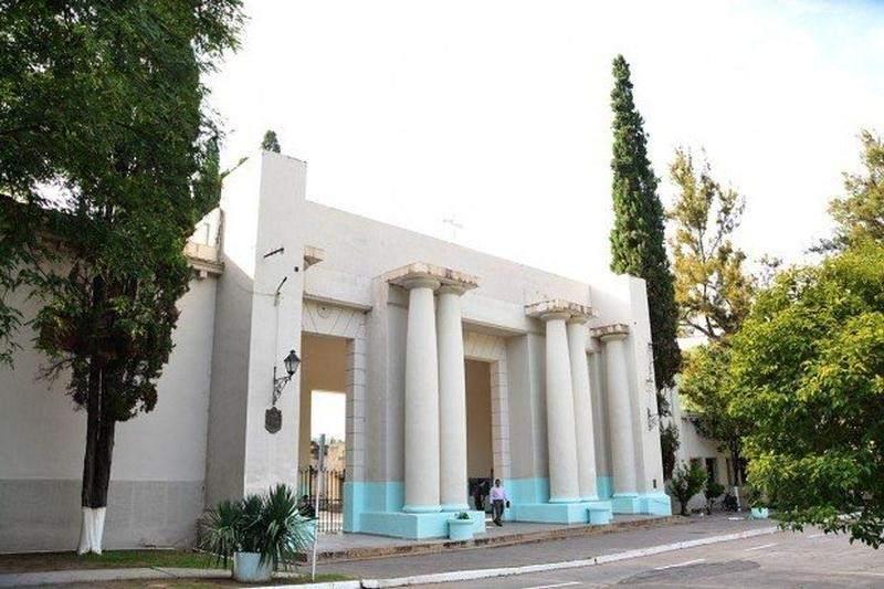 cementerio de la Santa Cruz