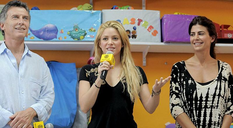 Chris Martin y Shakira cantaron en castellano en el Global Citizen Festival