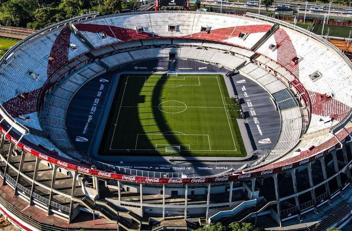 Argentina será local en River durante octubre y jugará ante Brasil en San Juan en noviembre