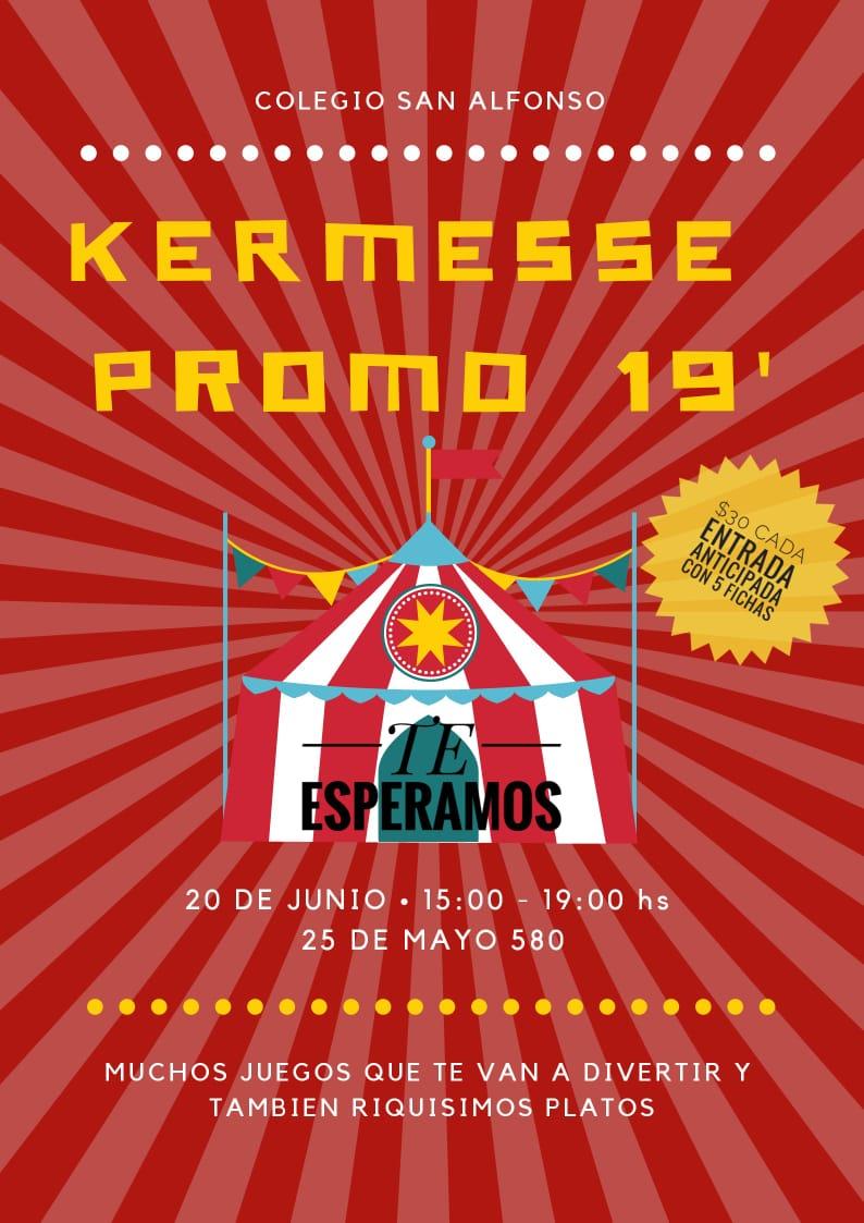 El Colegio San Alfonso Se Convertira En Una Kermesse Por Un Dia