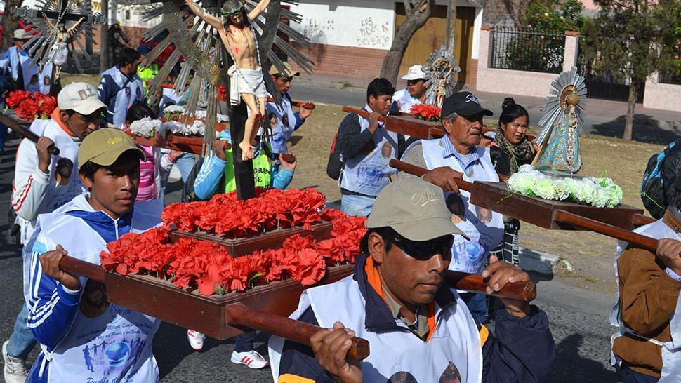 peregrinos La Merced