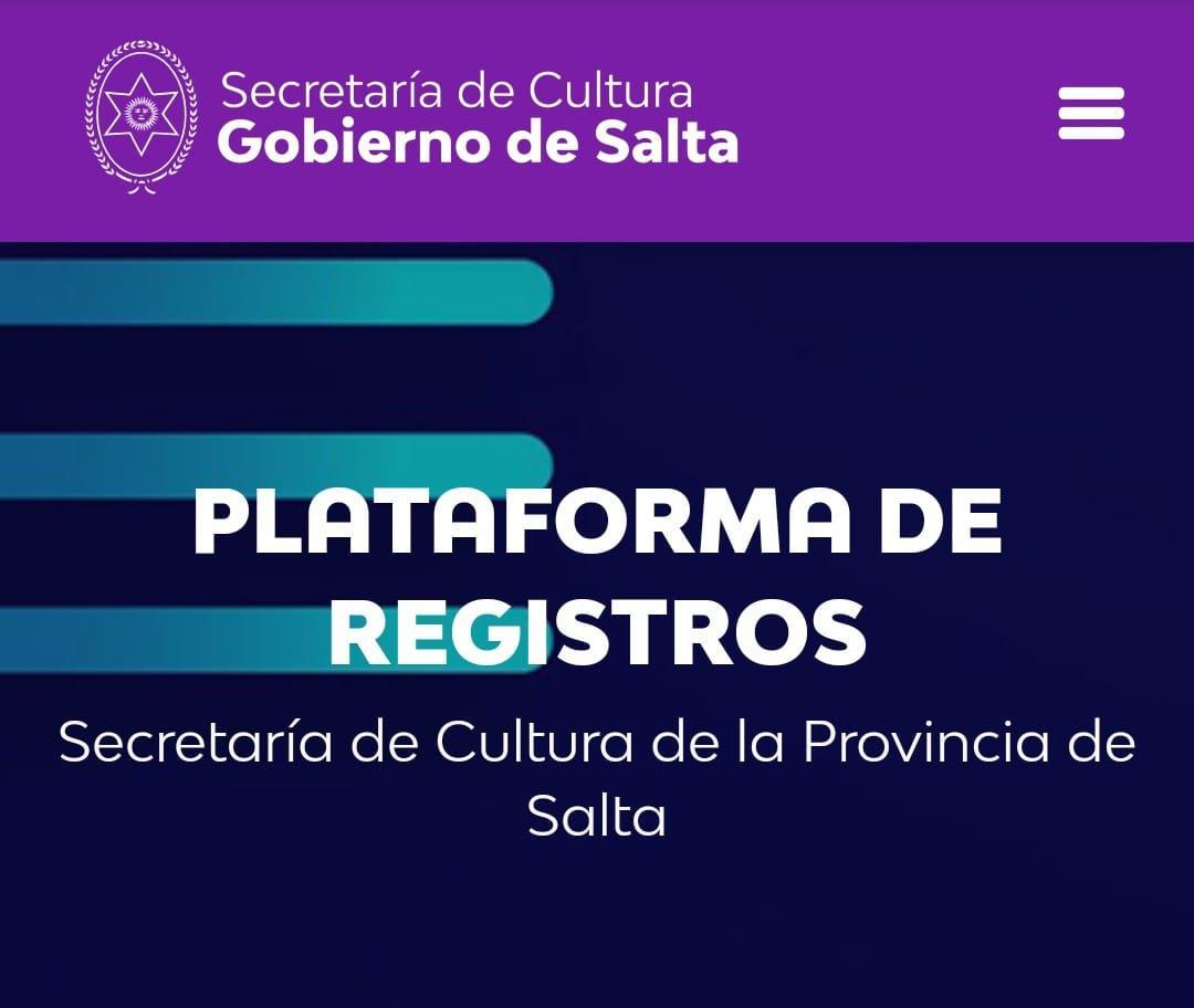 registro cultura
