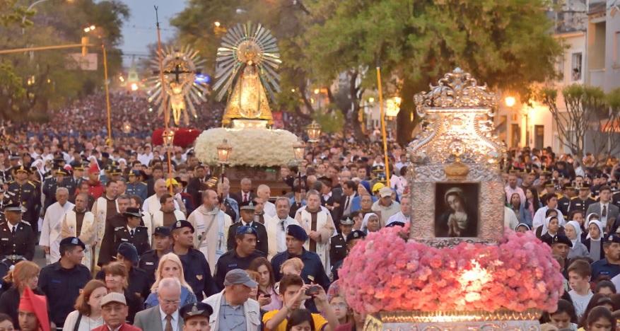 procesion del Milagro
