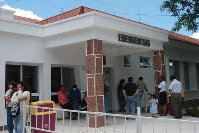 Guardia Hospital San Bernardo